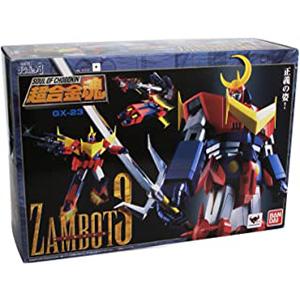 超合金魂 GX-23 ザンボット3買取実績